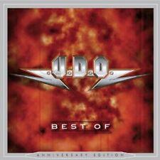 U.D.O. - Best of [New CD] Anniversary Edition