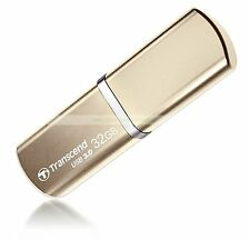 Memoria Transcend 32GB Jetflash 820 Gold Plating