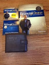 Dave Ramsey's Financial Peace University CDs Workbook 2008