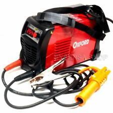 Saldatrice OXFORD elettrica a inverter 250 ampere valigetta + accessori 250a