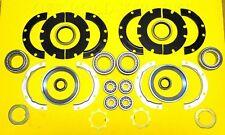 Achsüberholung  SJ410 SJ413 Samurai Santana Achsabdichtung Radlager