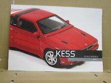 Kess Katalog, Scale Models 1:43, 2014 - 1, englisch, 52 Seiten