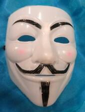V for VENDETTA, ANONYMOUS, CASSANOVA ,GUY FAWKES MASK - Halloween mask free post