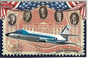 RODEN Lockheed VC-140B Jetstar, ' US Air Force Un' en 1/144 324 St