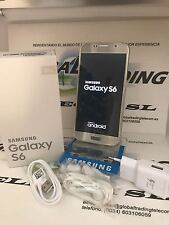 TELEFONO MOVIL SAMSUNG GALAXY S6 G920F 32GB ORO GOLD GRADO A TARA 2