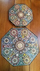Springbok Puzzle Vintage Spectacle Island Rose Complete 400PZL8035 By Bob...