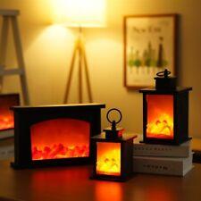 Romantic Flame Effect Night Light LED Simulation Home Decoration