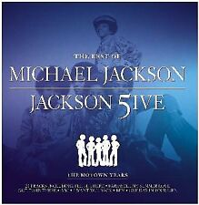 JACKSON MICHAEL and JACKSON 5 - BEST OF JACKSON FIVE [CD]