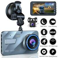 "4"" Vehicle HD 1080P Car Dashboard DVR Camera Video Recorder Dash Cam G-Sensor"