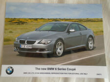 BMW 6 Series Coupe press photo Jun 2007 v2