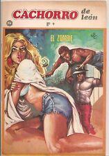 Cachorro de leon #9 1976  Color Mexico Spanish Lang  VG+
