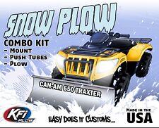 """Can-Am 650 Traxter - 2005   KFI ATV 54"""" Snow Plow Combo Kit"""