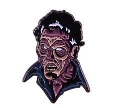 Evil Dead Enamel Pin Evil Ash Horror Movie Pin Halloween Army Of Darkness