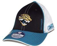 Jacksonville Jaguars Reebok NFL Football Authentic Sideline Stretch Fit Cap Hat