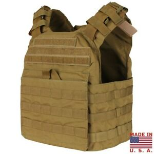Condor Cyclone Plate Carrier - Coyote - US1020-498