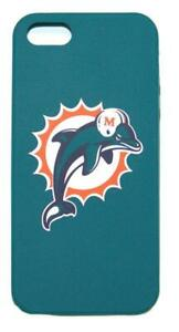 NFL Licensed iPhone 5 Phone Case (Miami Dolphins)