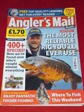 May Fishing Angler's Mail Weekly Sports Magazines
