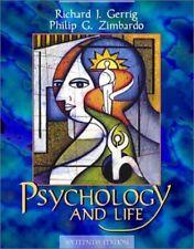 Psychology and Life (16th Edition) von Richard Gerrig, Philip Zimbardo