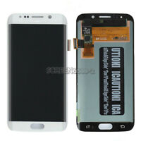 For Samsung Galaxy S6 Edge SM-G925F G925 LCD Display Touchscreen Digitizer White