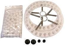 Alignment Turn Plate Repair Kit for Mild Steel Plates Hunter FMC John Bean Align