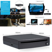 1Din HD Car Radio CD/DVD Player External Android Stereo Interface USB Connection