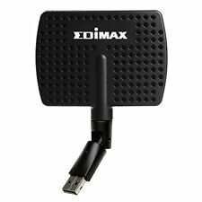 Edimax EW-7811DAC AC600 Wireless Dual-Band Directional USB Adapter with 5 dBi An