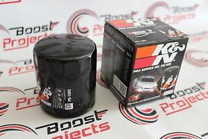 "K&N KN Canister Oil Filter 3/4""-16 Thread For Nissan Dodge Ford Toyota PS-1002"