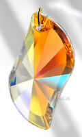 "50mm Asfour Swinger Crystal Clear AB Prism SunCatcher 2"" Pendant"