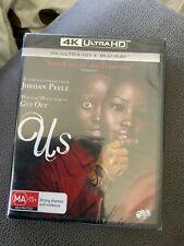 Us 4K Ultra HD Blu-ray UHD Region B Brand New Sealed