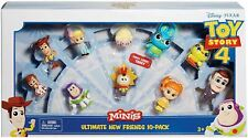 Toy Story Mini Figure 10 Pack
