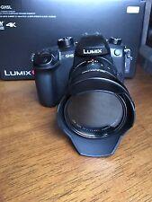 Panasonic DC-GH5LEB-K Digital Camera 20.3MP 6K Photo 12-60mm LEICA DG Lens