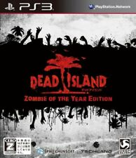 USED ​​Game PS3 Zombie of the Year Edition Dead Island Japan import
