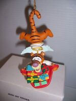 Vintage Disney Collectible Ornament 26231 207 Tigger Christmas Ornament