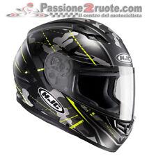 Helmet moto Hjc Cs-15 Cs15 Songtan Mc4hsf S casque integral helm black yellow
