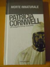 LIBRO : PATRICIA CORNWELL - MORTE INNATURALE -  (ST/L-30)