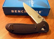 BENCHMADE New Griptilian Partially Serrated 154CM Blade Knife/Knives