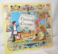 A PRIMEIRA VIAGEM DE CRISTOVAO COLOMBO 1492 CHILDS BOOK