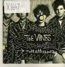 (CP201) The Vines, Outtathaway - 2002 DJ CD
