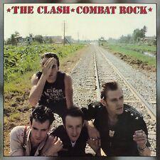 THE CLASH - COMBAT ROCK: 180GRAM AUDIOPHILE VINYL ALBUM (2013 REMASTER)