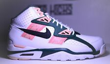 Nike Air Trainer SC High White Pink Green [CU6672-100] [Sz 8-14] BO JACKSON