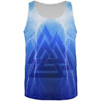 Odin's Son Viking Storm All Over Mens Tank Top