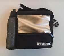 Frost Bite Portable Insulated Cool Lunch Bag 4L Capacity and Sports Drink Bottle