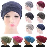 Ramadan Women Muslim Inner Hats Hijab Islamic Cotton Underscarf Caps Headwear
