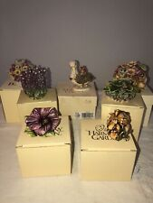 Harmony Gardens Lot Of 7