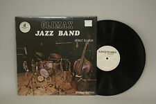 "Climax Jazz Band- Direct to Disk- 12"" Vinyl LP-LBR 1000- B78"
