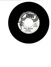 The Exciters SOUL45(SHOUT 214)Soul Motion/You Know It Ain't Right VG+ PROMO