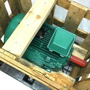3 Year Warranty! IE3 3Ph AC Induction Motor Leroy-Somer 18.5kW 4-Pole B3 Foot