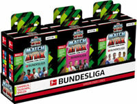3 x Topps Match Attax Bundesliga 2020 2021 Mini Collector Tin Factory Sealed