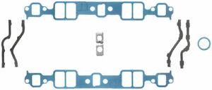 FEL-PRO MS90314-2 Intake Manifold Gasket Kit Fits Small Block Chevy Stock Port