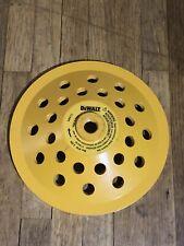 Dewalt 7 Concrete Grinding Wheel Dw4771